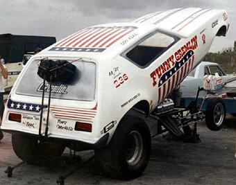 Funny cars des années 70 ! 11grem