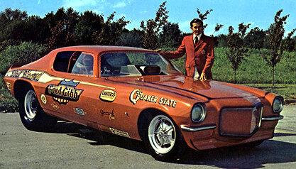 Funny cars des années 70 ! 5harrell1