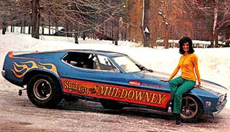 Funny cars des années 70 ! WShirley1